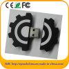 Uno mismo-Moldear el programa piloto exclusivo del USB del PVC del diseño de la aduana (EG. 607)