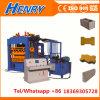 Linha de produção automática bloco de cimento do bloco de Qt4-15full que faz máquina o Paver fazer à máquina a maquinaria de construção