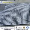 Lingette d'usure en céramique d'alumine en tant que pièces de protection contre l'usure appliquées au système d'alimentation