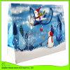 2013 sacchi di carta stampati recentemente su misura per il Natale