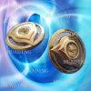 Золотистая кнопка хвостовика джинсыов металла с Diamante для одежды (SK00451)