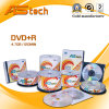 Espacio en blanco registrable DVD-R 16x4.7GB120min (como tecnología 032)