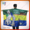 Customized Polyester Advertisement National Body Flags (HYFC-AF008)