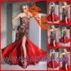 New Style Sheath Strapless Chiffon Pleated Floor Length Prom Dresses Evening Dress 2531