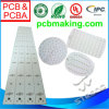 PWB auf Metal Substrate, Aluminium Base Board für LED Lights, Strip, Street Lights Printed Circuit Board Assembly