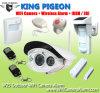 Cámaras de vigilancia sin hilos de WiFi G/M 3G con la alarma video