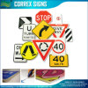 Safety Sign (M-NF32P08008)를 위한 Correx Traffic Signal Signs