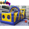 13m Long Inflatable Obstacle Course, Inflatable Obstacle