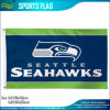 Seattle Seahawks NFL Football Team Logo Deluxe 3X5' Flag