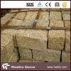SlabまたはTileのための黄色いGranite Cutting Cube Quarry Stone Block