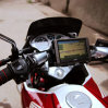 Venta al por mayor impermeable GPS Navigator Motorcycle Support