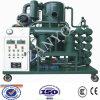 Máquina de gran eficacia del purificador de aceite de la refrigeración del vacío de la serie de Zyl