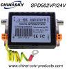 Dispositifs de protection contre la foudre de bloc d'alimentation de Video+24V (SPD502VP/24V)