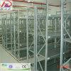 Estante ajustable del metal del almacenaje del diseño profesional