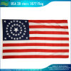 3X5FT History USA 38 Stars Flag 1877 (J-NF05F09101)