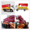 Boom concreto Pump Truck para Concrete Construction A8