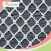Ткань шнурка вышивки способа африканская сетчатая
