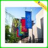 Знамя баннерной рекламы индикации флага промотирования улицы вися