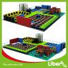 Parque personalizado interno do Trampoline do campo de jogos das crianças baratas