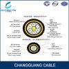 Câble fibre optique de l'approvisionnement ADSS d'usine