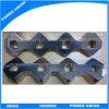 Aluminium 7075 CNC Malen dat Delen voor Machines machinaal bewerkt