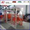 Máquina de fabricación de ladrillo Qt6-15 en material de construcción