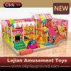 Equipamento interno pré-escolar plástico comercial do campo de jogos dos miúdos (T1502-10)