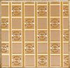 Mosaico del acero inoxidable Ls012