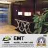 Le nouveau bois plein d'hôtel de conception chaude de console a décoré le Tableau (EMT-CA33)
