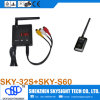 RC32s+S60 5.8GHz 32CH Scan Receiver Fpv Video Glassescheerson Cx-20 Cx20 Автоматическое-Pathfinder Fpv Quadcopter