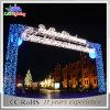 Atificialの屋外の商店街のクリスマスLEDのモチーフのアーチライト