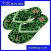 PE moda de piel de leopardo Calzado de Dama Distribuidor