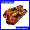 PET 2016 Hot Printing Design Slippers für Ladys (GD1503-Orange)