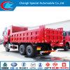 Caminhão de descarga resistente de Faw 6X4 350HP