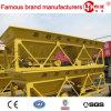 (Compartimientos agregados de Three-Four) máquina de procesamiento por lotes por lotes del cemento automático PLD1600