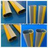 Ropa de aluminio barra de colgar para Armario
