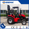 Forklift Tc4015 do terreno áspero de Yto 4X4 4WD