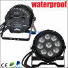Fachmann IP65 LED 9PCS*12W RGBWA Outdoor PAR Light