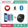 3D Pedometer Bluetooth Smart Watch с Heart Rate Sensor
