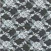 100% poly Lace Fabric pour Dress et Hometextile de Lady
