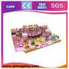 Rosafarbenes Theme Playground für Kids