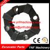 Accoppiamenti di gomma Centaflex CF-a-50 dell'accoppiamento dell'escavatore