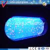 Tanque acrílico do aquário das medusa do tanque de Seajelly