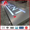 Contrassegno esterno & interno dell'alluminio di Dibond