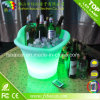 세륨, RoHS를 가진 바 얼음 양동이 테이블 또는 플라스틱 LED 바 얼음 양동이