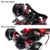 1 10 автомобиль гонки RC маштаба безщеточного варианта