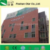 Cor-Através da fibra placa reforçada do revestimento da fachada do cimento