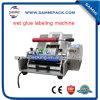 Máquina de etiquetado caliente del pegamento del derretimiento de la pequeña fabricación del precio de fábrica (SM-160)