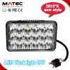 CC 45W Toughed Glass Car Work Light LED 12V di alto potere