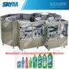 Machine de remplissage carbonatée de boisson non alcoolique (DCGF)